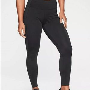 Athleta legging contender tight black New Small